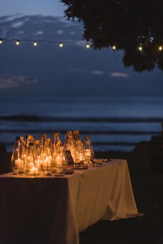 Maui Wedding (Assistant Event Designer)