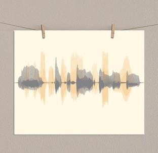 Sound Wave Art