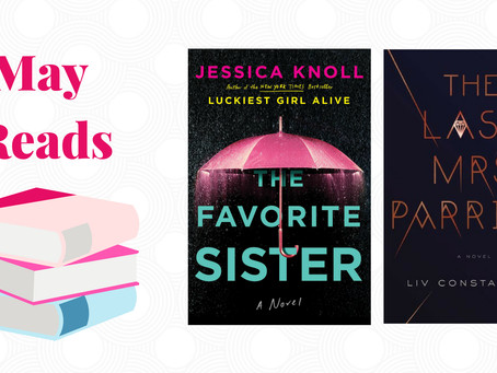 May 2018 Reads