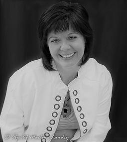 Lynda Trudeau noir et blanc pour site We