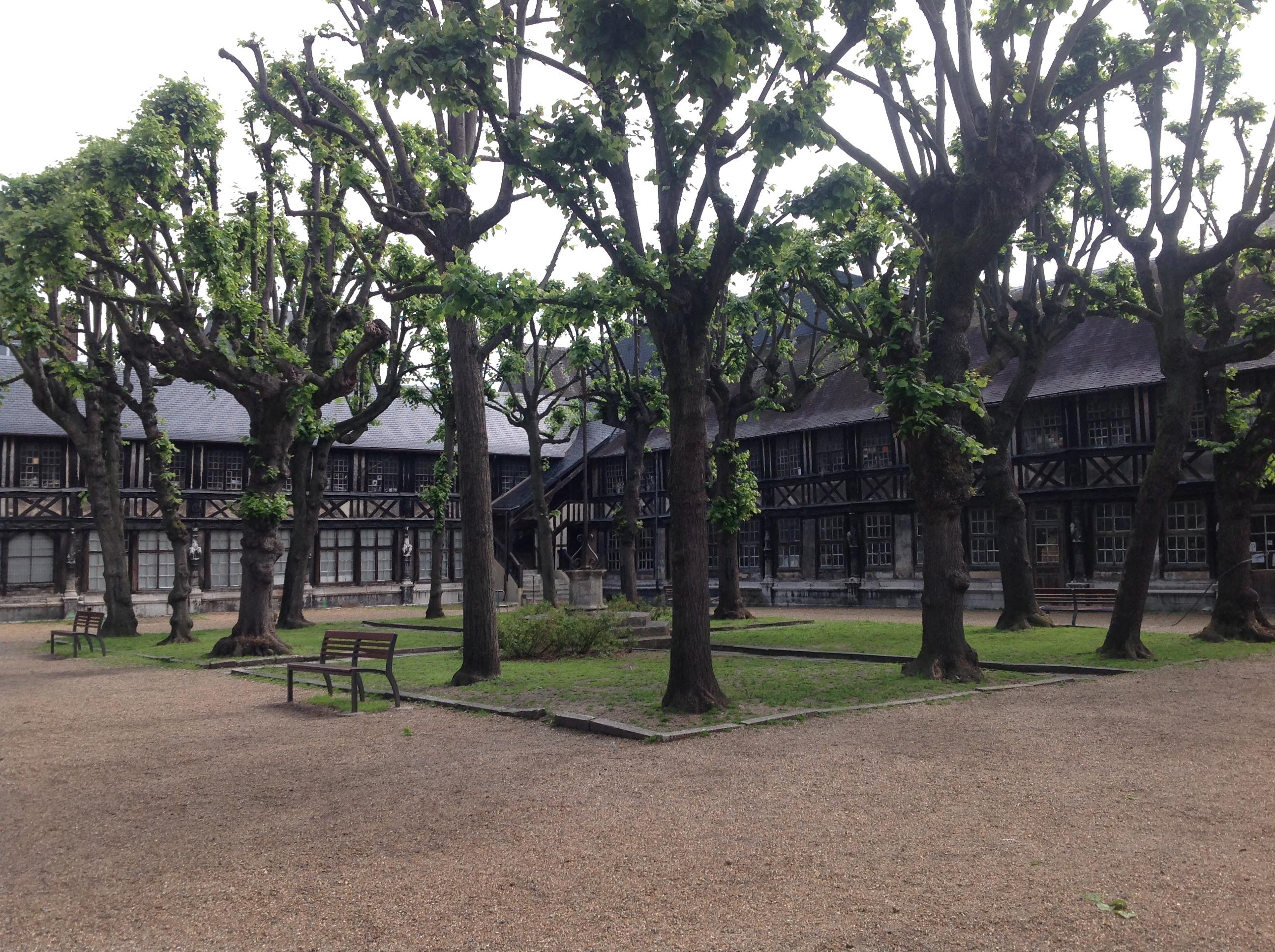 L'école des Beaux-Arts de Rouen