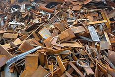 Scrap Steel, Scrap Iron,  廢鐵