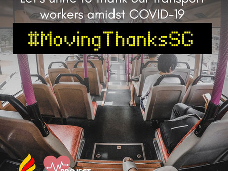 Emmaus Strategies - Join us in appreciating our transport workers!