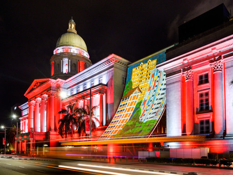 National Gallery Singapore is now open for visitors!