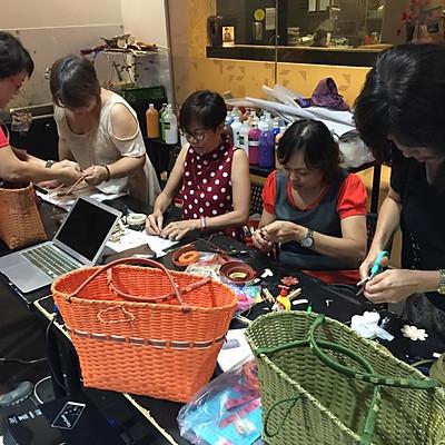 Eco-Craft (Flower Tote Bag)