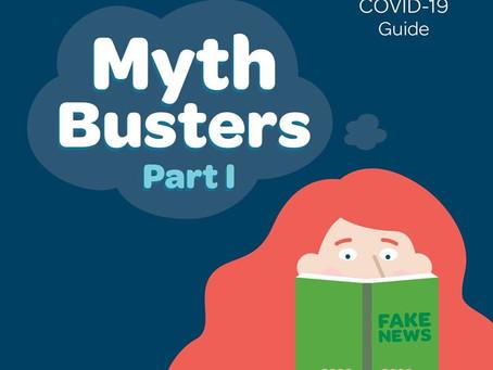 Aphasia SG - COVID-19 Myth Busters