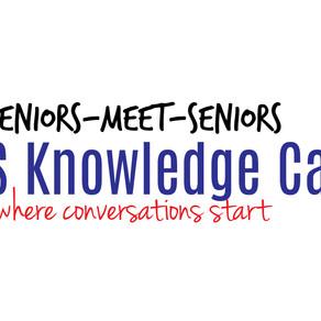 eSMS (Seniors-Meet-Seniors) Knowledge Cafe - Oct 2021