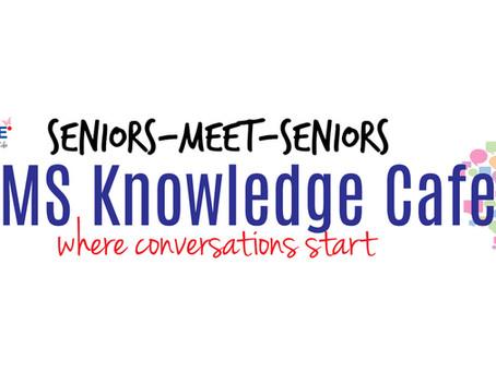 eSMS (Seniors-Meet-Seniors) Knowledge Cafe - Nov 2020