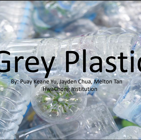 Encouraging the use of alternative methods to reduce plastic product usage, an HCI students project