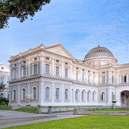 National Museum of Singapore Senior-friendly Digital Resources