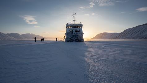 Svalbard-Pyramiden