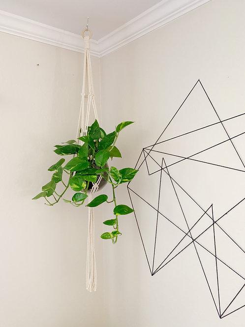 "Macrame Plant Hanger ""Freya"""