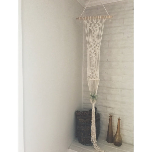 "Macrame Plant Hanging ""Allegra"""