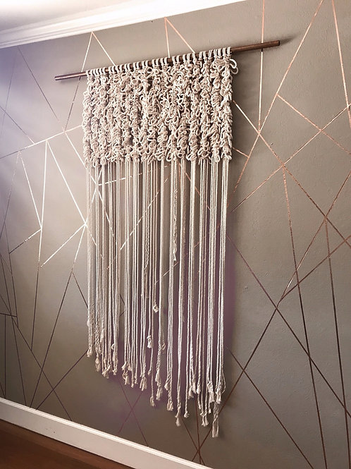 "Macrame Wall Hanging ""Audra"""
