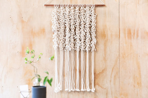 "Macrame Wall Hanging ""Indra"""