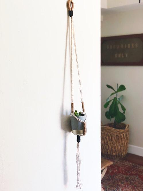 """Macrame Plant Hanger """"Tallulah"""""""