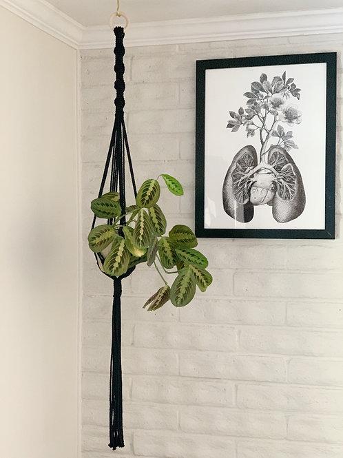 "Macrame Plant Hanger ""Rhianna"""