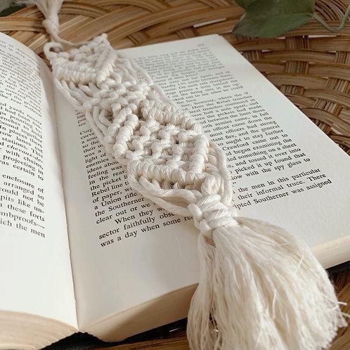 Macrame Bookmark