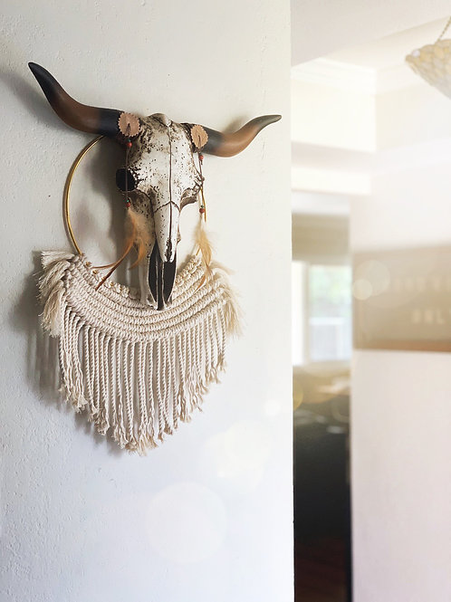 "Macrame Wall Hanging ""Dakota"""