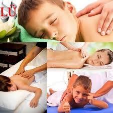 massage comme maman, massage enfant