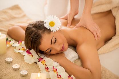 massage détente anti stress