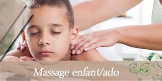 massage enfant et ados