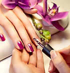manucure, vernis, beaux ongles, semi permanent