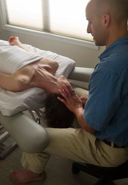 Anterior cervical work