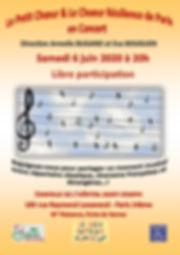Affiche_Concert_Petit_Choeur_&__Résilie