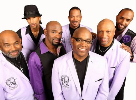 Working With Con Funk Shun today in Oakland!
