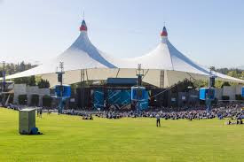 Providing backline at the Shoreline Amphitheater today for the Lauryn Hill Tour package.