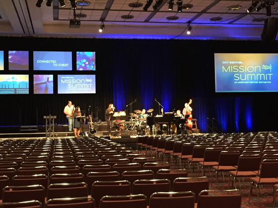 Backline Source in Oregon for the American Baptists Convention
