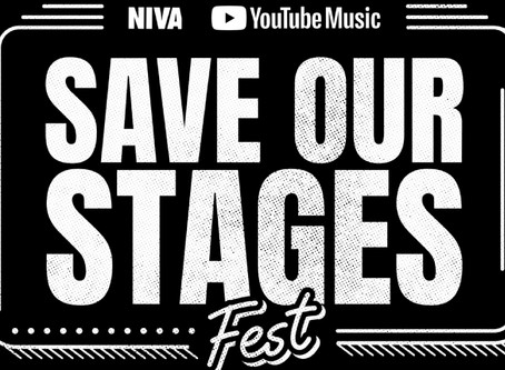 Save Our Stages' #SOSFest Raises Nearly $2 Million for Indie Concert Venues