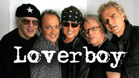 Backline Source on Tour With Loverboy!
