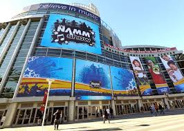 The NAMM Show!