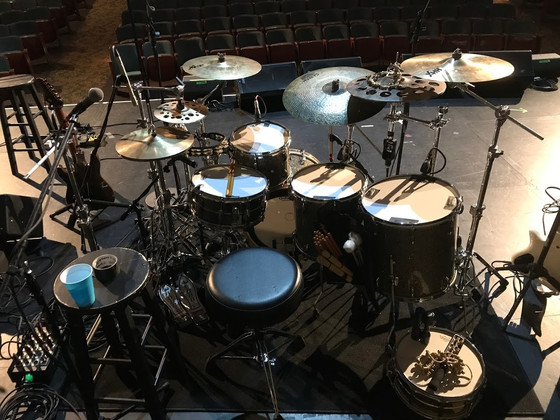 Backline Source Instrument Rentals Has The Perfect Drum Kit For Your Next Show or Recording Session!