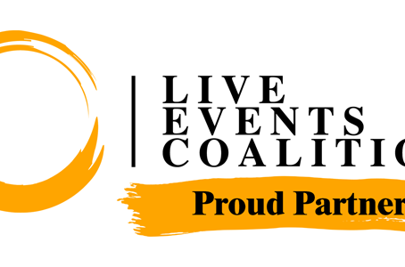 Proud Member of Live Events Coalition