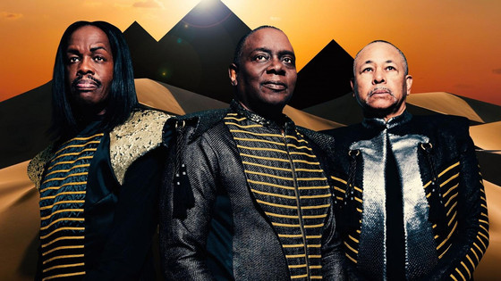 LP, Backline Source and Earth Wind and Fire