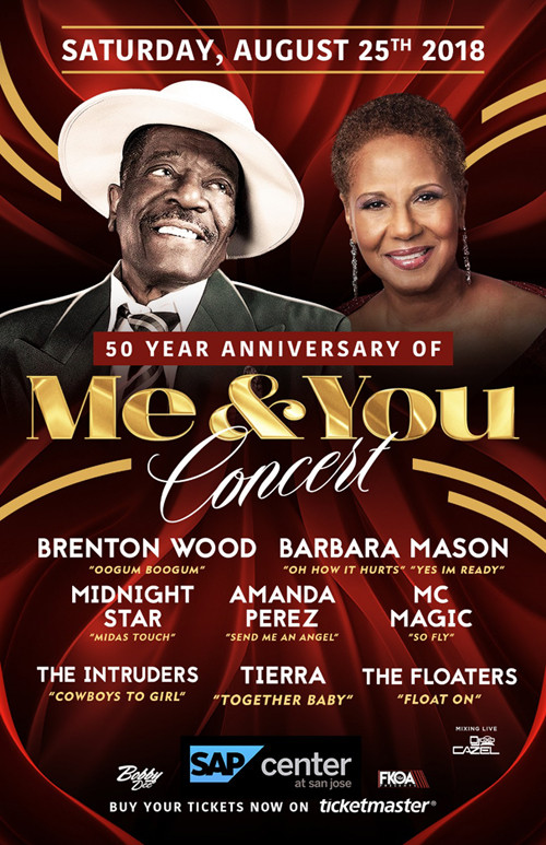 50 Year Anniversary of Me & You Concert