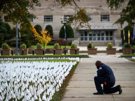 Covid-19 Live Updates: Harrowing New Surge Rages Across America's Heartland