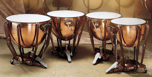 Ludwig Timpani's Available to Rent From Backline Source!