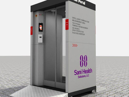Our Smallest Sani Portal
