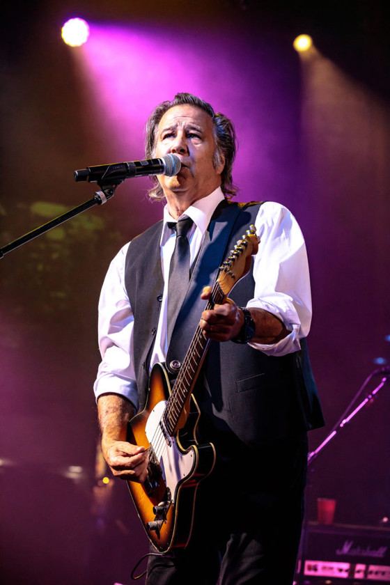 Working with Greg Kihn at Feather Falls Casino in Oroville on Thursday!
