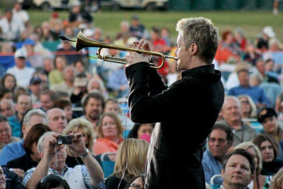 Worked with Chris Botti yesterday.  Grateful for the work!