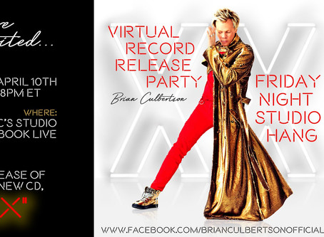From Our Friend and Client: Brian Culbertson