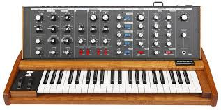 Who needs to rent a Moog Voyager?  We have you covered!