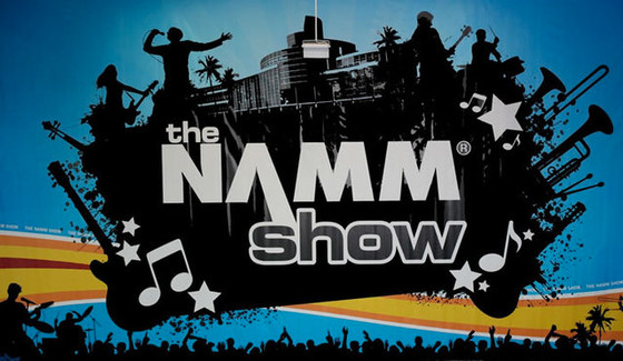 NAMM Show Coming Up in a Few Weeks!