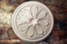 CP17-–-Regency-Ceiling-Rose-Lotus-Flower