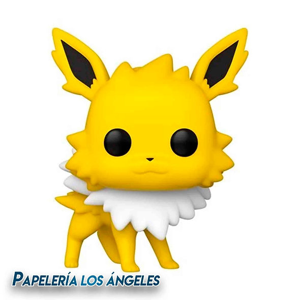 FUNKO POP GAMES POKEMON JOLTEON