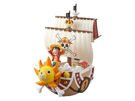 MEGA WORLD ONE PIECE THOUSAND SUNNY CON LUFFY